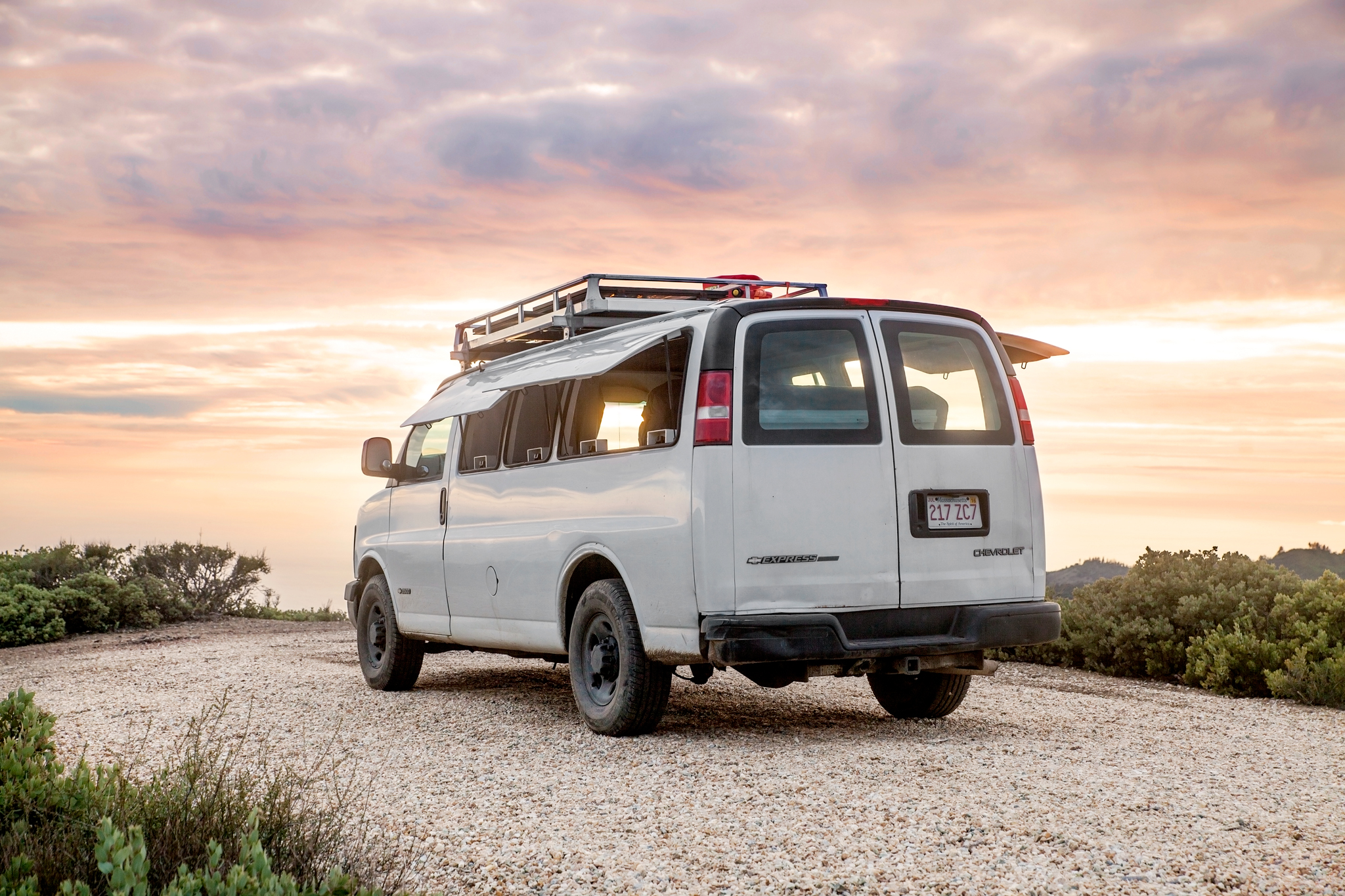 The Vanual: Customizing a Van for a Mobile Lifestyle